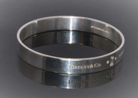 Tiffany & Co. bead bangle