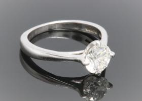 Boodles Solitaire Diamond Ring