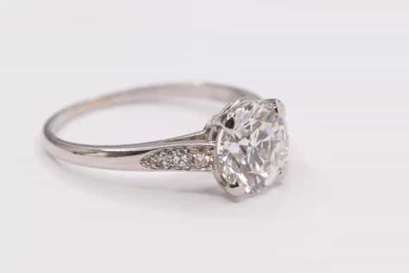 2.01ct Diamond Solitaire