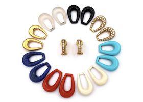 1980s set of interchangeable earrings in 18kt yellow gold